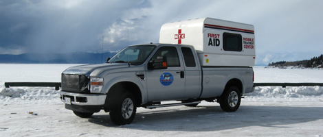 Polar Medical provides First Aid in Terrace and Northern BC